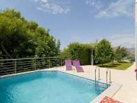 Wohnungen Luxury Villa Jelovic with pool CDM048 Trogir, Okrug Gornji